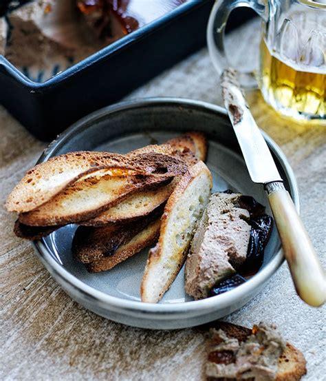 duck liver p 226 t 233 cro 251 tes recipe recipe gourmet traveller