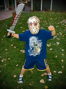 A Diy Friday The 13th Costume For Kids   CostumeModels.com