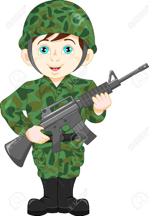 Soldier Clipart Soldier Clipart Salute Pencil And In Color Soldier