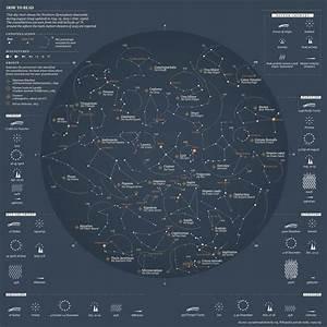 Northern Hemisphere 39 S Sky Chart Visualoop