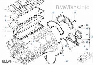 1998 Bmw 740il Parts Diagram