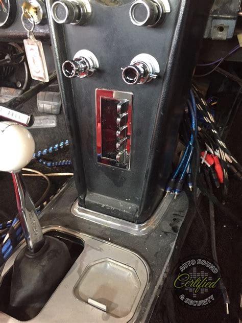 accident recorder 1966 chevrolet corvette security system 1966 chevrolet corvette stereo system certified autosound security