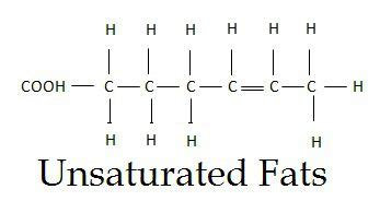 difference  saturated  unsaturated fatty acids