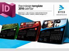4 free 2016 calendar template designs Creative Bloq