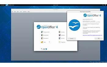 Apache OpenOffice screenshot #5