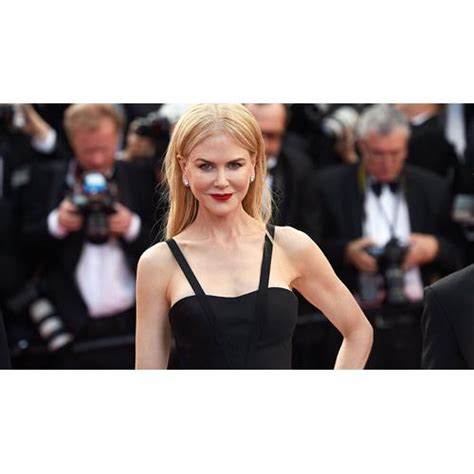 Nicole Kidman Stops The Show At Cannes In A Calvin Klein