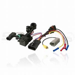 Polaris Slingshot Aftermarket Stereo Wiring Harness With