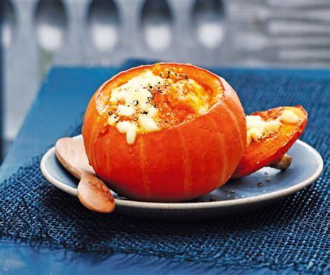 cuisiner du potimarron recette avec astuces de lignac potimarrons gratinés au
