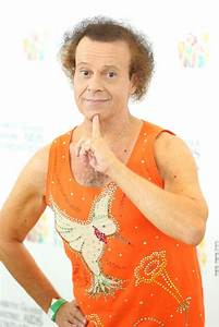 Richard Simmons Talks New Year's Resolutions—and Sequins ...