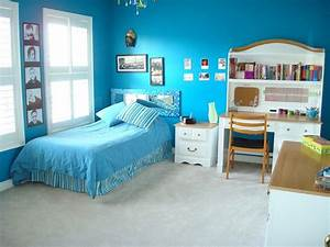 Blue Teenage Girls Bedroom Ideas Painting A Bedroom Ideas ...