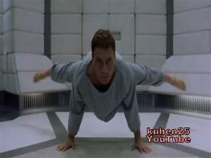Van Damme splits in Replicant - YouTube