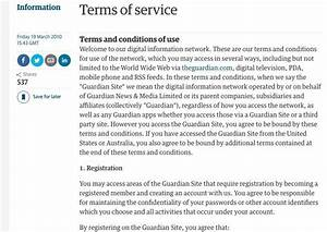 sample terms and conditions template termsfeed With terms and conditions of service template