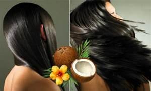 Soin Cheveux Huile De Coco : l 39 huile de coco pour les cheveux ~ Melissatoandfro.com Idées de Décoration