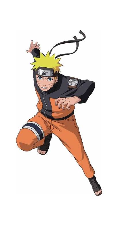 Naruto Uzumaki Render Transparent Deviantart Shippuden Characters