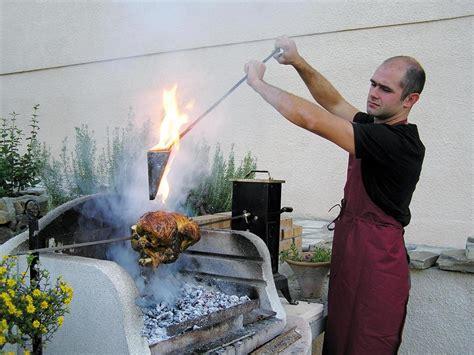 cuisiner un foie gras flambadou flamboir à lard tom press