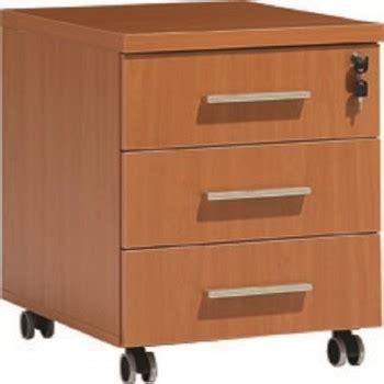 caisson de bureau en bois meuble haut ouvert en bois l80cm mobilier stock com