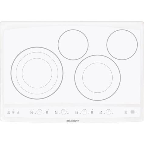 ewecgw electrolux  electric cooktop white