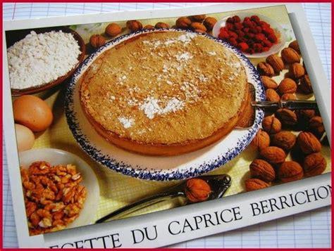 tous les de recettes de cuisine carte postale gourmande le caprice berrichon chez