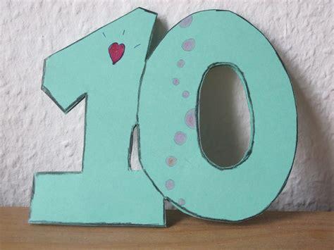 ideen kindergeburtstag 10 jahre einladung zum 10 geburtstag selber basteln