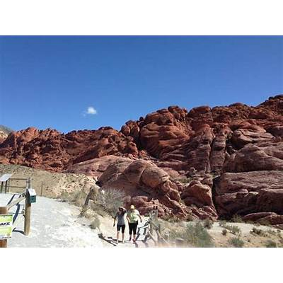 Clear skye - Picture of Red Rock Canyon National