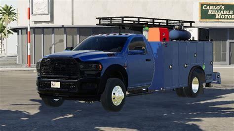 fs  ram  service truck  farming simulator  modsclub