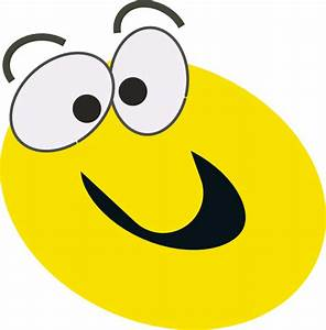 Cartoon Smiley Face Clip Art at Clker.com - vector clip ...