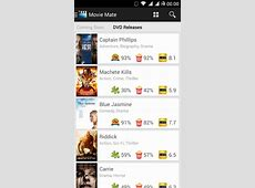 Movie Mate Android Apps on Google Play