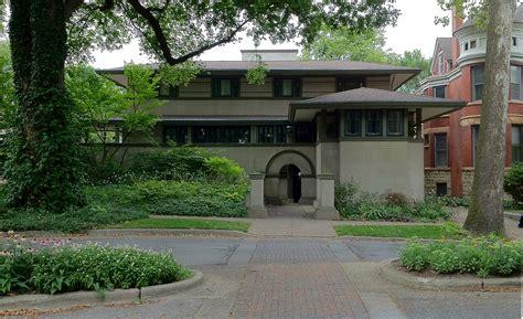 craftsman houses plans frank lloyd wright s oak park illinois designs the