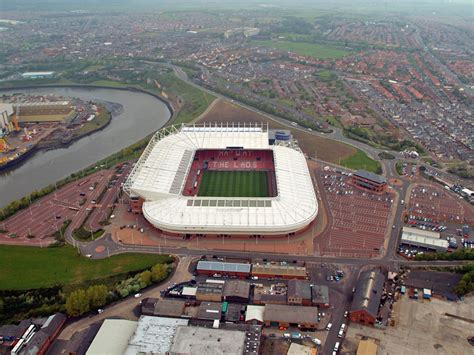 stadium of light gracious in defeat a sunderland afc story