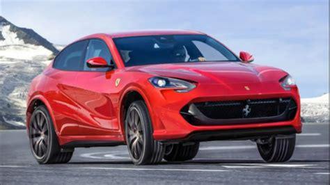2020 Ferrari Suv Great Idea For The Future