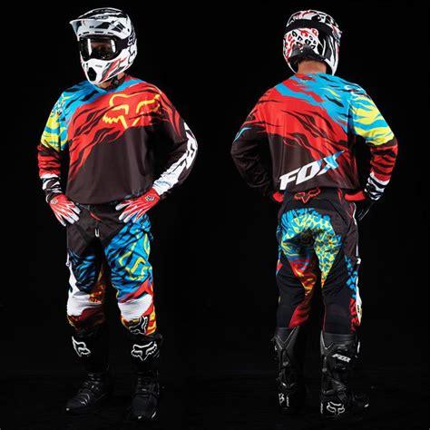 fox motocross gear sets fox racing 2014 360 forzaken gear set threads