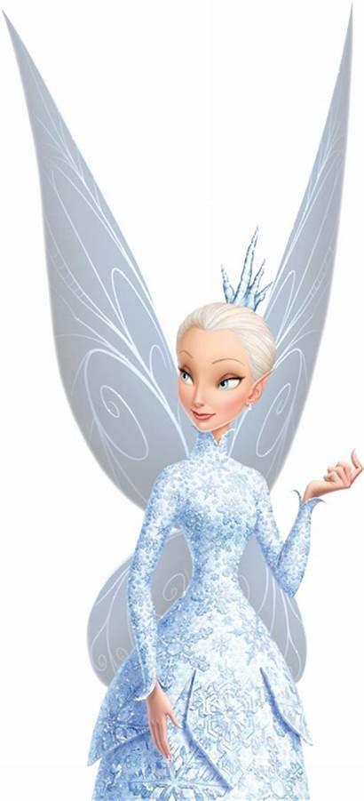 Fairy Tinkerbell Fairies Disney Queen Snow Pixie