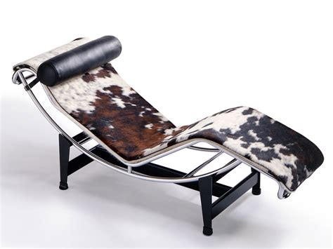 chaise longue design buy cassina le corbusier lc4 chaise longue at