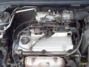 2003 Mitsubishi Lancer Es 2 0 Liter Sohc 16