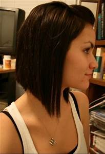 Coiffure Carre Plongeant : coiffure carre plongeant visage rond ~ Nature-et-papiers.com Idées de Décoration