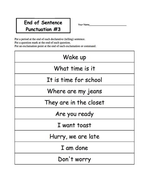 english worksheets ks1 free printable sentence printable