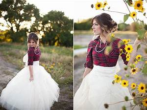 gown series southern belle ciara richardson photography With flannel wedding dress
