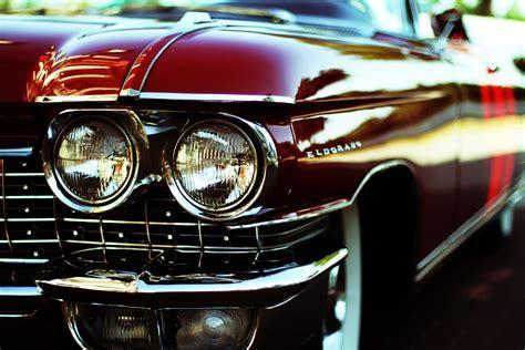 Cadillac Eldorado Retro 4k Ultra Hd Wallpaper