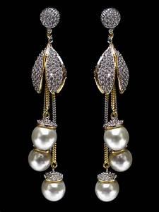 American Diamond Earring C48-er01 Cilory com