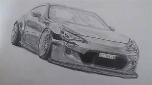 Toyota GT-86 Rocket Bunny - Daniel Dahari - Draw to Drive
