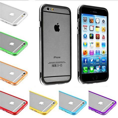 Bumper Spigen Iphone6 Iphone6plus bumper iphone 6 semitransparentes forros iphone 6
