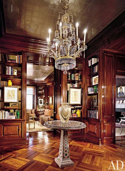 decoration bureau york traditional office library by hein cozzi in york