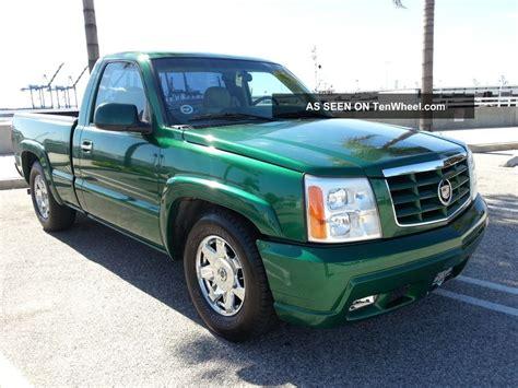 Escalade Conversion Kit by Silverado Front End Conversion Cadillac