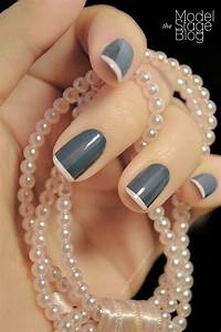 grey nail ideas the manicure for fall