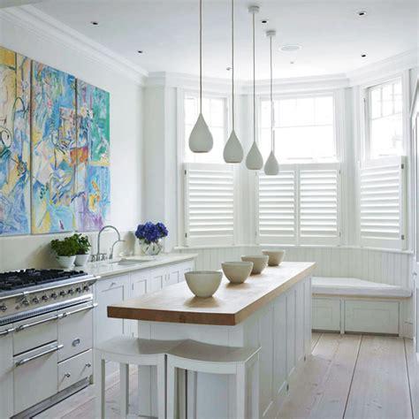 White Kitchen Ideas Uk - small kitchen design ideas ideal home