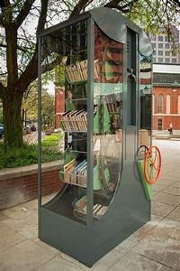 Nine Artist-Designed Miniature Book Sharing Libraries ...  Little