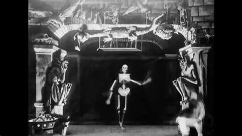 george melies short films l antre des esprits 1901 the house of mystery silent