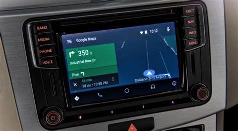 2016 Vws Get Apple Carplay, Android Auto, Driver