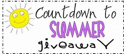 Clipart Countdown Clip Vacation Summer Cliparts Library