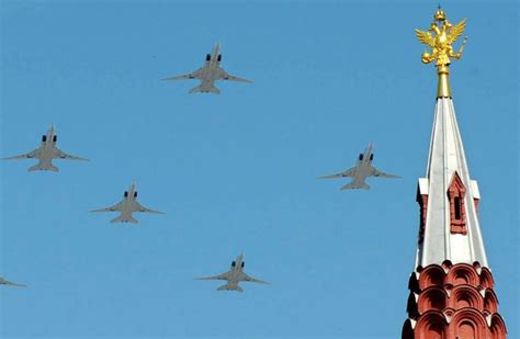 Russia Targets NATO With Military Exercises
